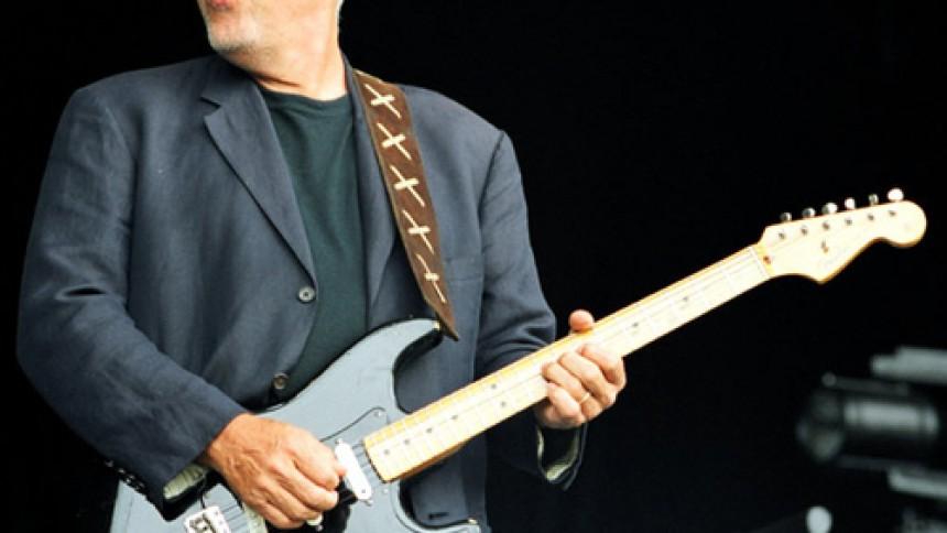 The Orb får hjælp af David Gilmour