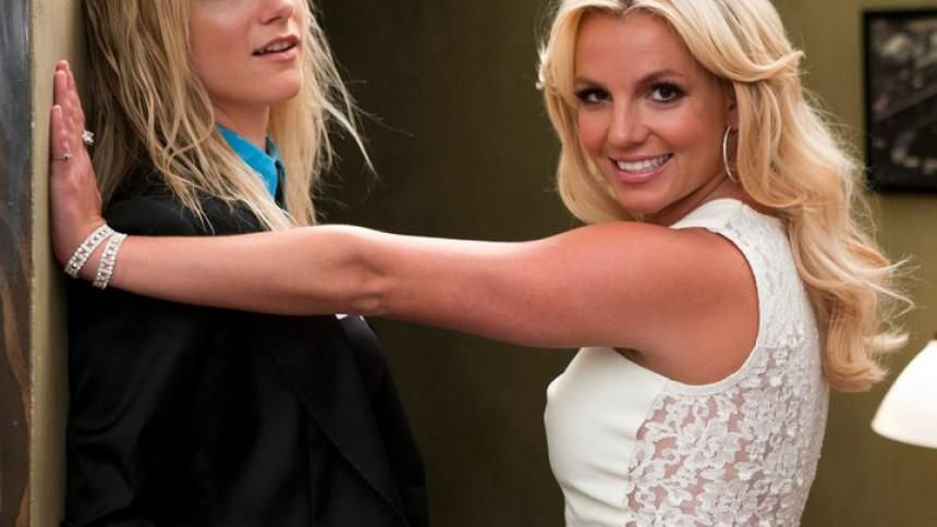 Britney Spears medvirker i Glee