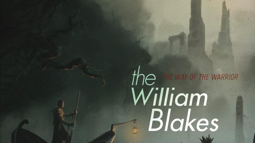 The William Blakes inviterer til lytte-session