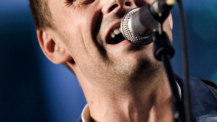 Simon Kvamm taler om ledelse i musik- og erhvervslivet