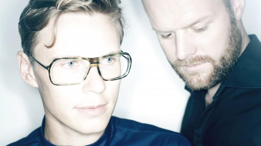 Nordstrøm fejrer ny udgivelse i København