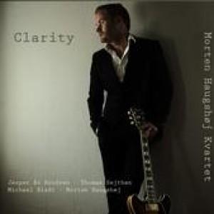 Morten Haugshøj Kvartet: Clarity
