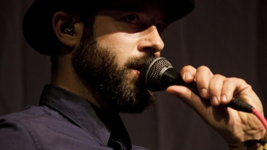 Bon Homme: Hangar 4-stage, Berlin Festival