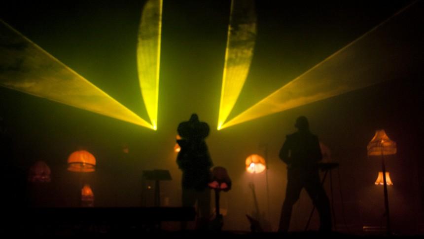 Fever Ray : Hangar 4-stage, Berlin Festival