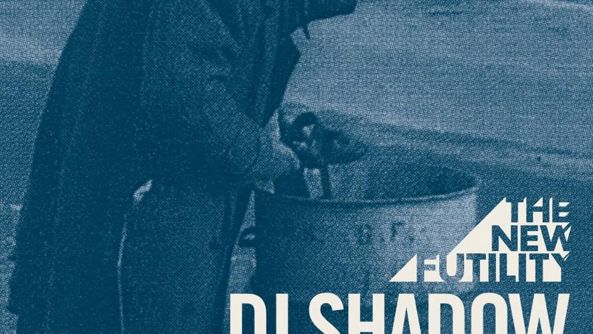 DJ Shadow giver to numre væk