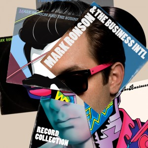 Mark Ronson & The Business Intl. : Record Collection