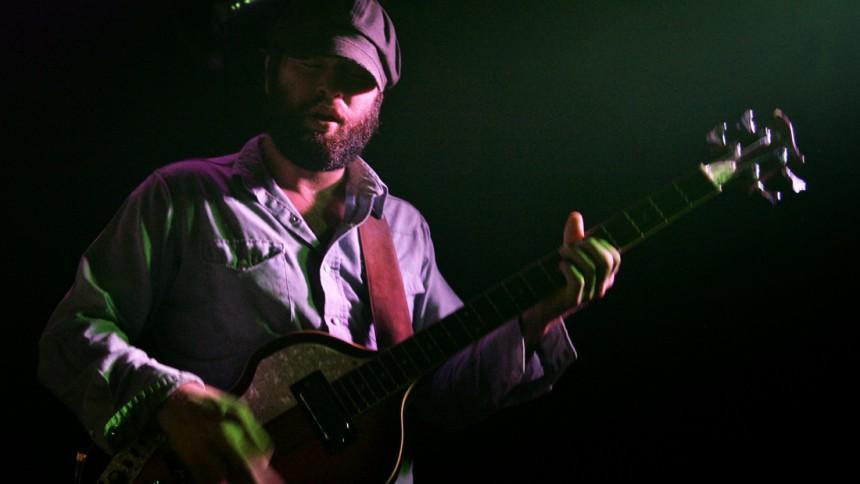 Black Angels udgiver live-dvd med Roky Erickson