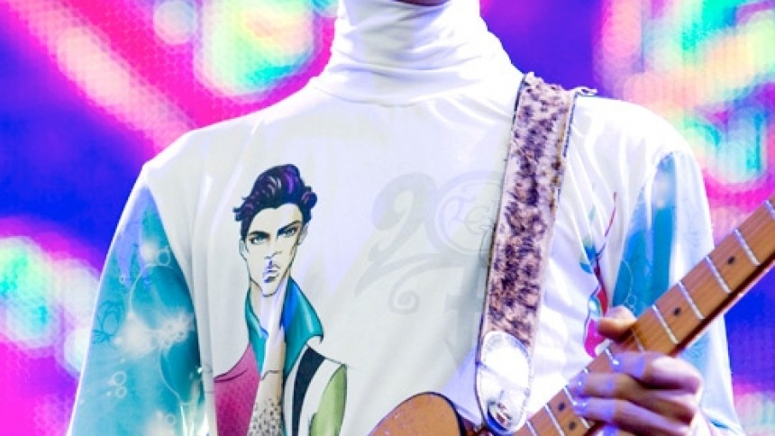 Prince udsolgt i København