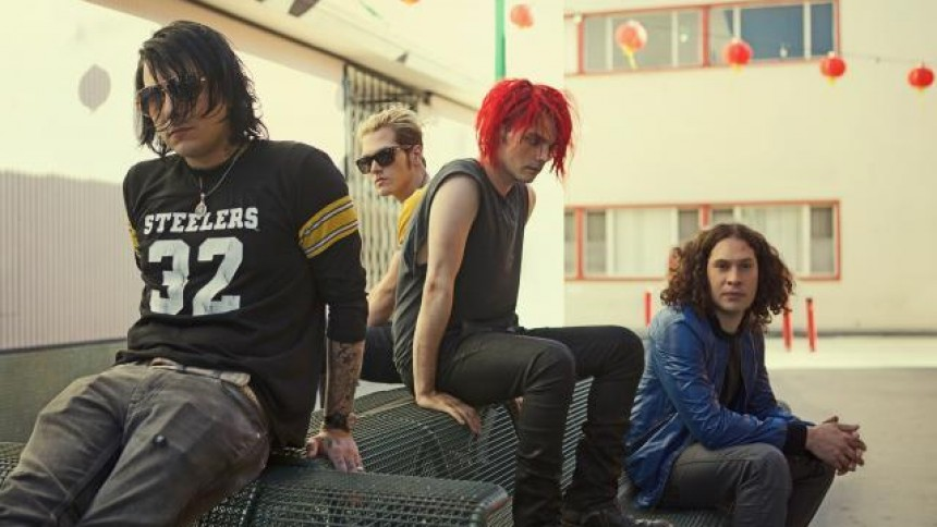 My Chemical Romance vil lave tv-serie