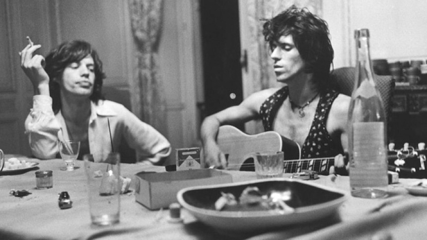 Ny Rolling Stones-dvd
