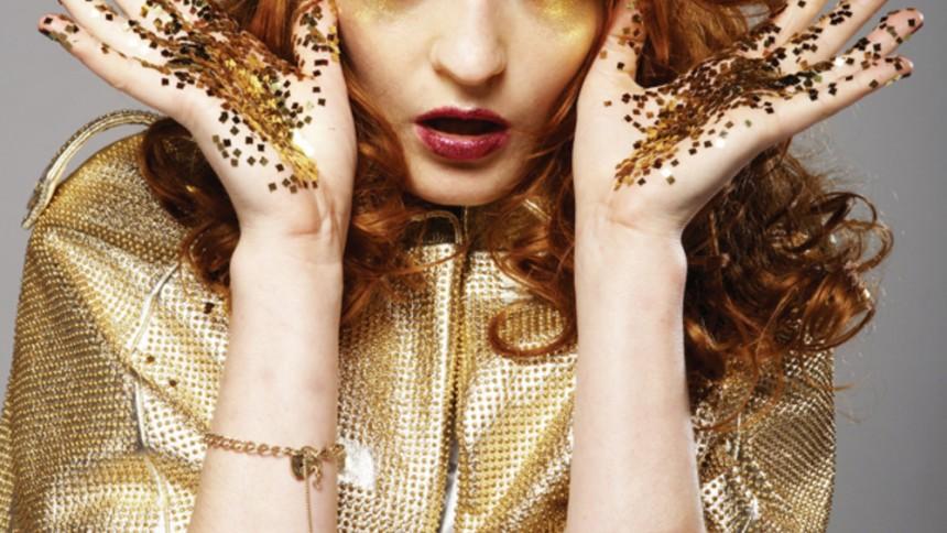 Nyt Florence And The Machine-album næsten færdigt