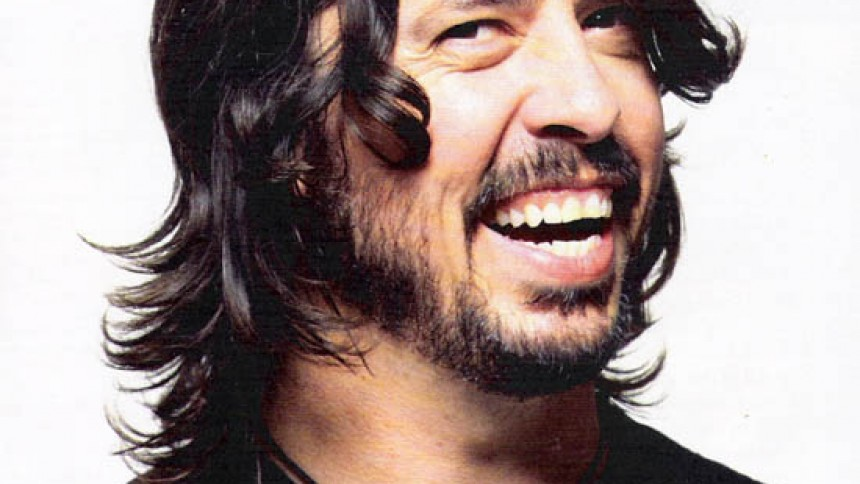 Dave Grohl med i The Muppets