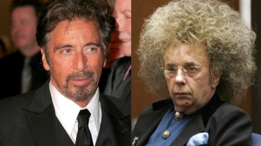 Al Pacino skal spille Phil Spector