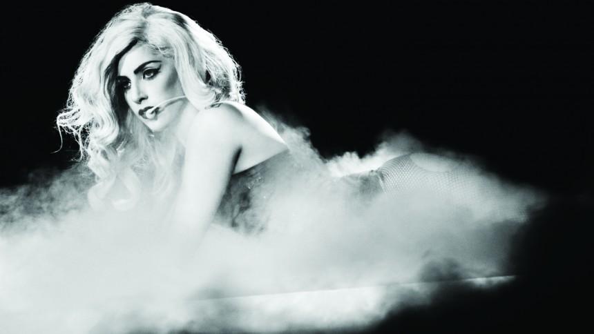 Gaga løb med de europæiske MTV-statuetter