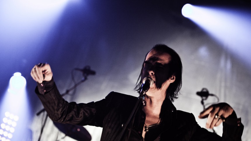 Nick Cave indspiller The Zombies-cover