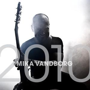 Mika Vandborg: 2010