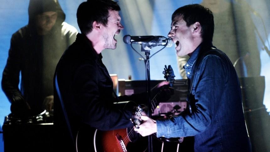Rock I Lunden 2011 - De Eneste To