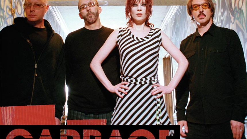 Garbage udgiver album i 2012