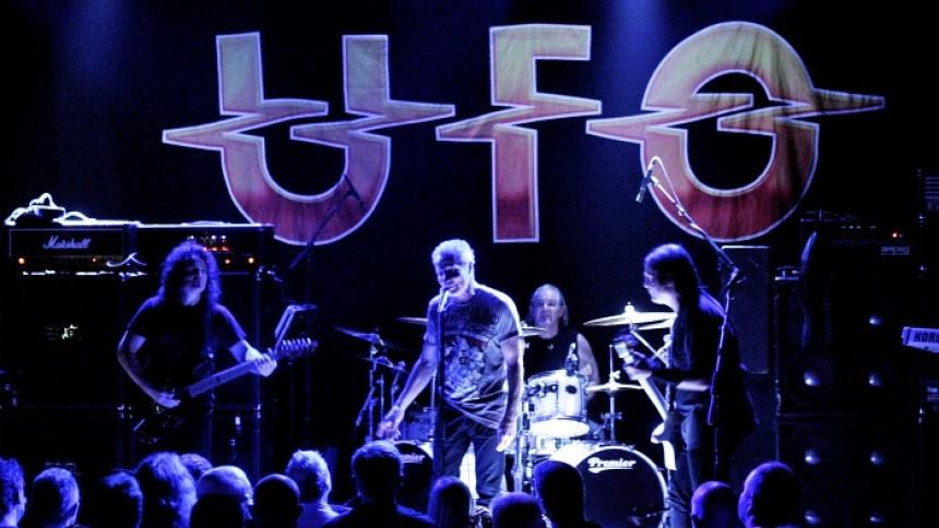 UFO: The Rock, København