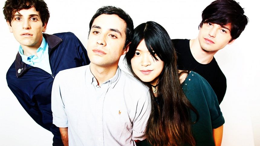 The Pains Of Being Pure At Heart til Amager Bio