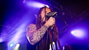 Amorphis Aalborg Metal Festival 061110