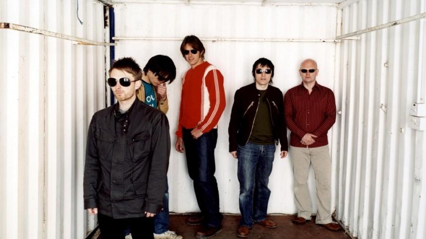Radiohead næsten færdige med nyt album
