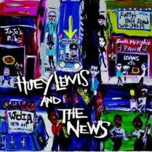 Huey Lewis And The News: Soulsville