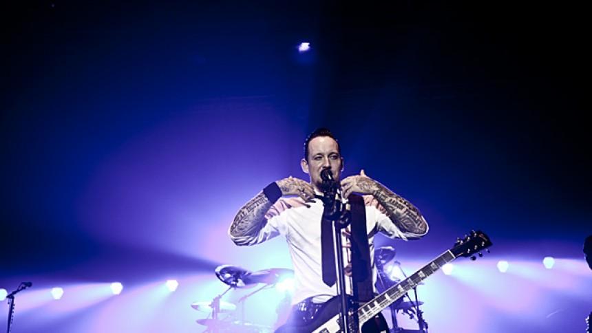 Volbeat: NRGI ARENA, Århus