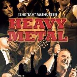 Jens Jam Rasmussen: Heavy Metal - 40 år med hård rock