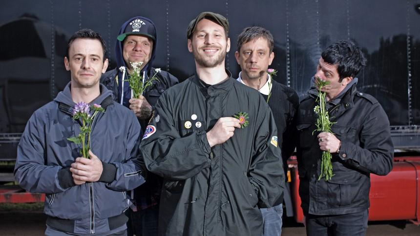 Beatsteaks giver danske koncerter