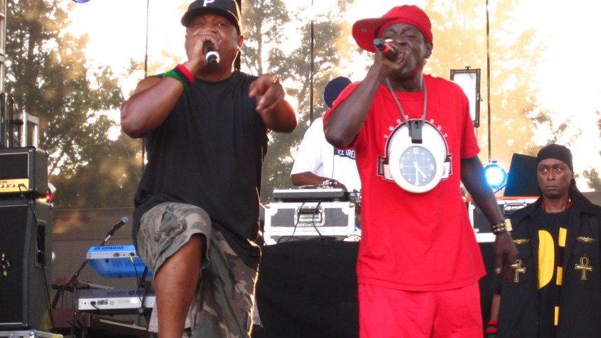 Public Enemy stadig i front til kamp for ordet