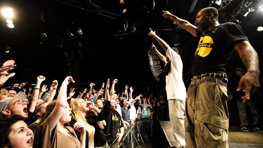 Method Man & Redman: Train, Århus