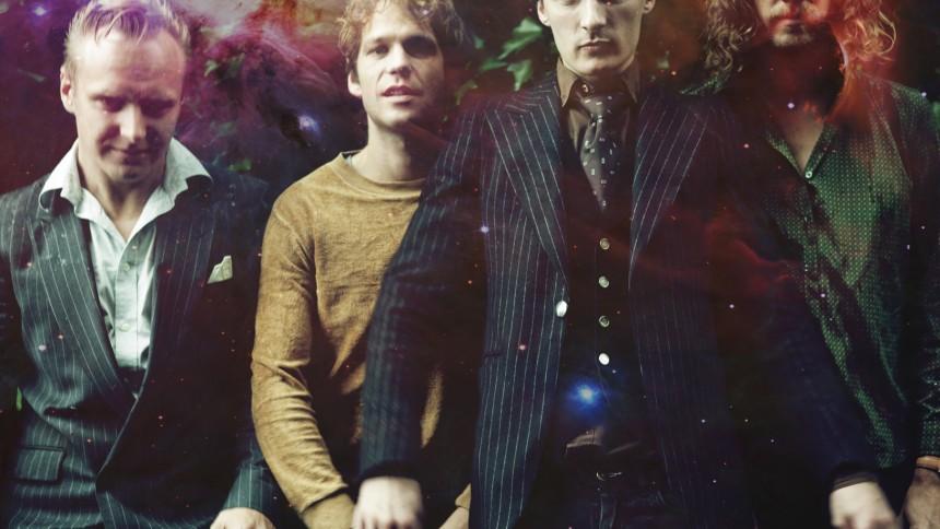 4 Guys From The Future – Polariserende avantgarde-pop