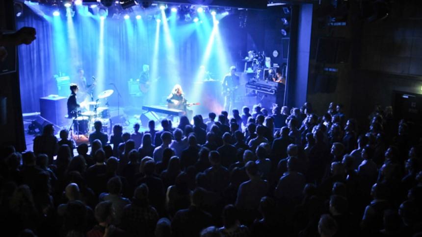 Love Shop og Søren Huss giver koncert i Den Grå Hal