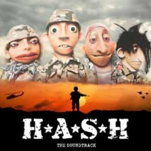 Diverse kunstnere: H*A*S*H - The Soundtrack