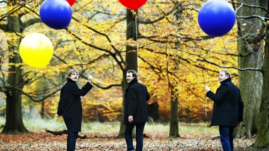 ANMELDELSE: Finurlige danske indierockere tilbage, hvor de slap