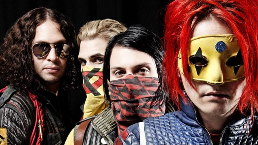 My Chemical Romance til Danmark