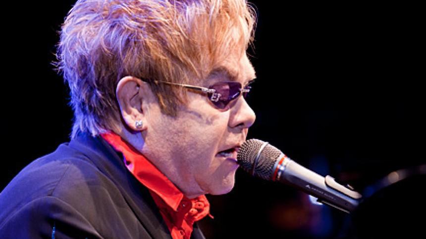 Elton John: Jyske Bank Boxen, Herning