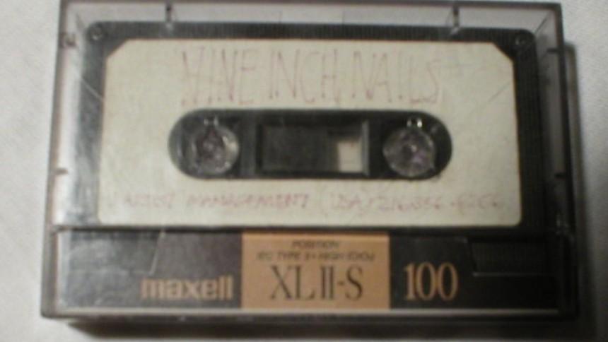 Køb Nine Inch Nails-demoer på eBay