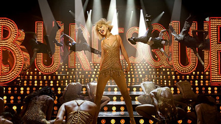Cher og Christina Aguilera: Burlesque