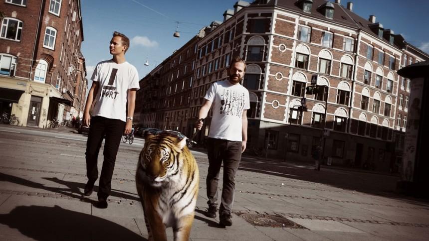Tigerspring: Forretning med personlighed