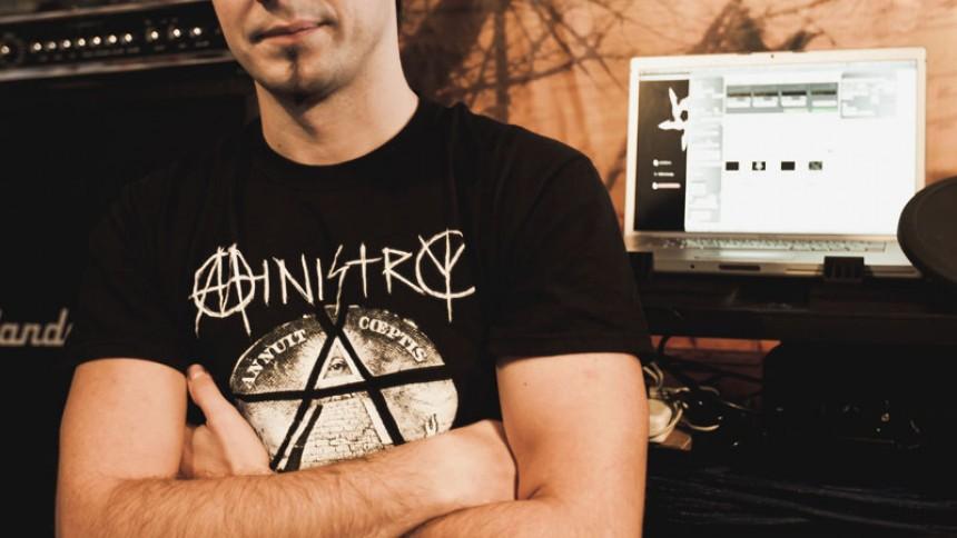 Mnemic-guitarist: Jeg havde lyst til at bruge mit hoved til at noget andet end at headbange