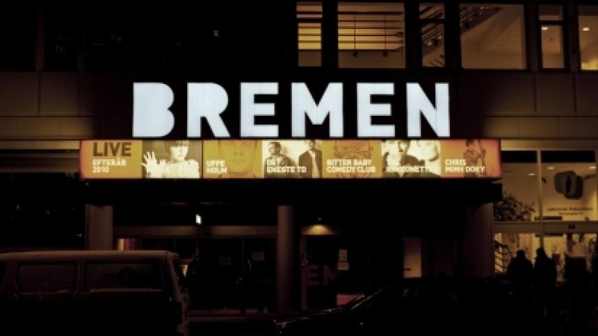 Gratis natkoncerter på Bremens Natbar hele efteråret