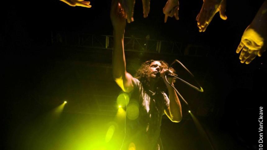 Soundgarden udgiver livealbum