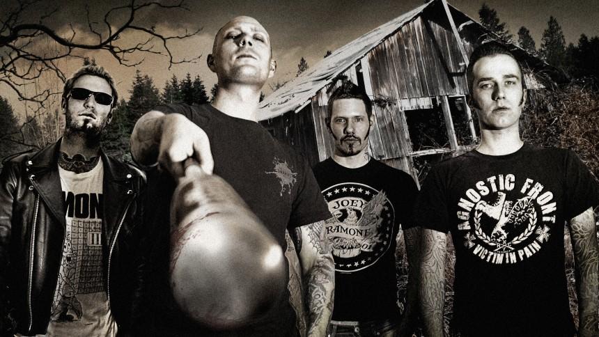 The Hitchcocks tager på Danmarksturné med Volbeat
