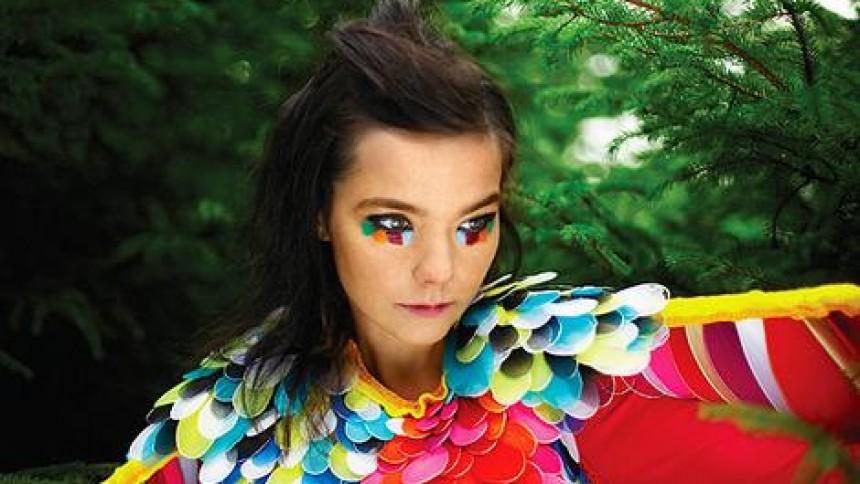 Björk udgiver ny single