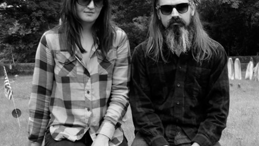 Moon Duo spiller to danske koncerter