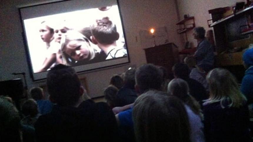 Efterklang-film bliver vist over 400 steder