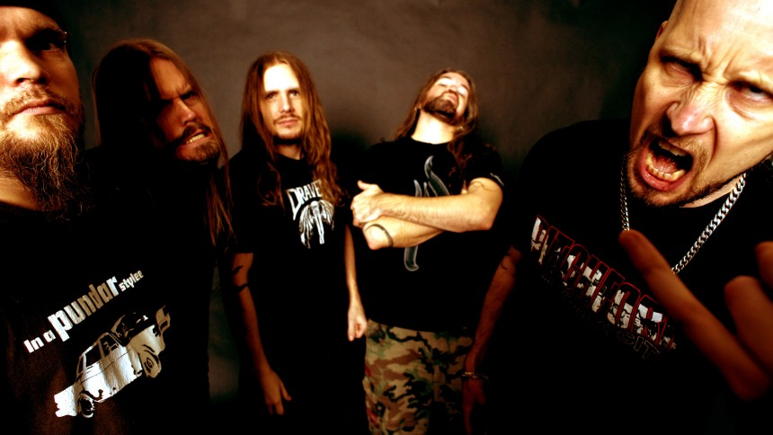 Meshuggah til Amager Bio