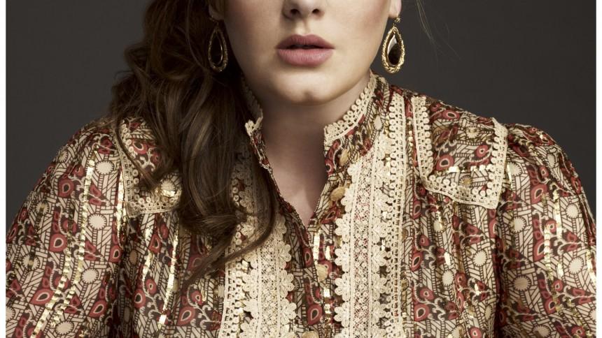Adele slår salgsrekord